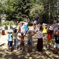 Свято до Дня родини - ДНЗ №2 «Світлячок»