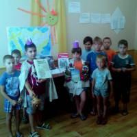 Сіверська бібліотека для дітей