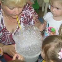 «Свято мильних бульбашок» - ДНЗ №2  «Світлячок»