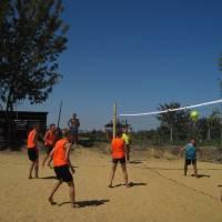 Відкритий турнір з пляжного футболу 13.08.2017