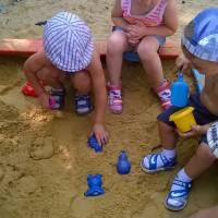 Пісок - чарівничок (2)