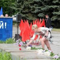 Мітинг - 8 травня (Сіверськ) (28)
