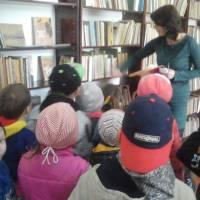 Екскурсія до дитячої бібліотеки – ДНЗ № 4 «Червона гвоздика» (1)