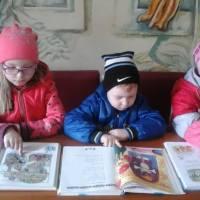 Екскурсія до дитячої бібліотеки – ДНЗ № 4 «Червона гвоздика» (10)