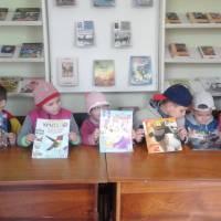 Екскурсія до дитячої бібліотеки – ДНЗ № 4 «Червона гвоздика» (8)
