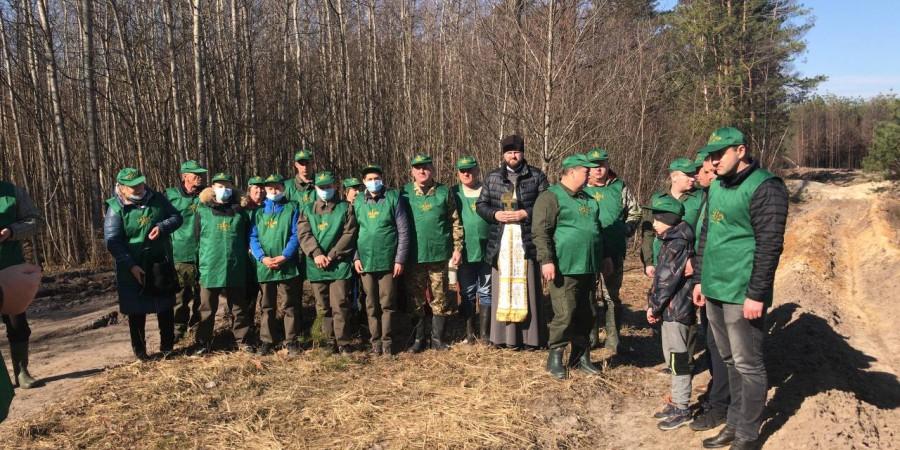 Юрій Тарасюк: Зробимо нашу Україну й планету екологічно чистою та красивою
