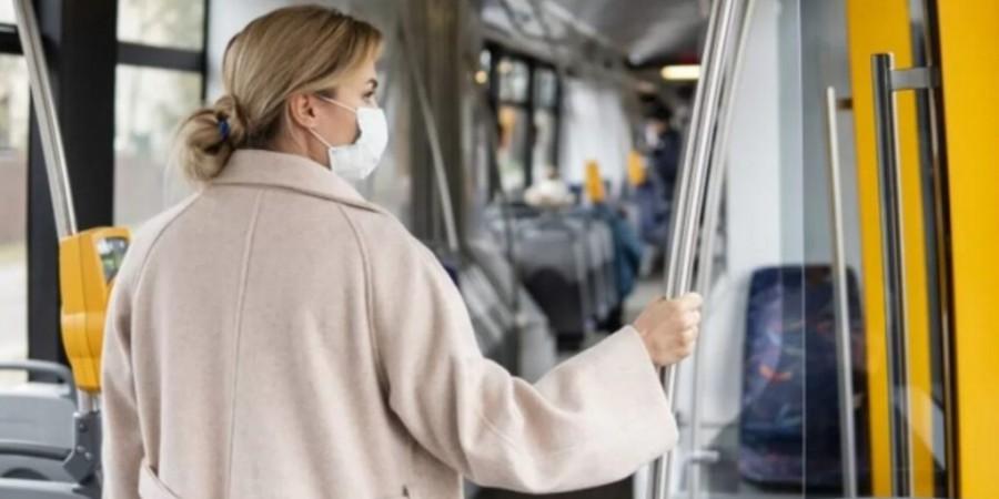Збережіть своє життя! Дотримуйтеся протиепідемічних норм під час користування громадським транспортом