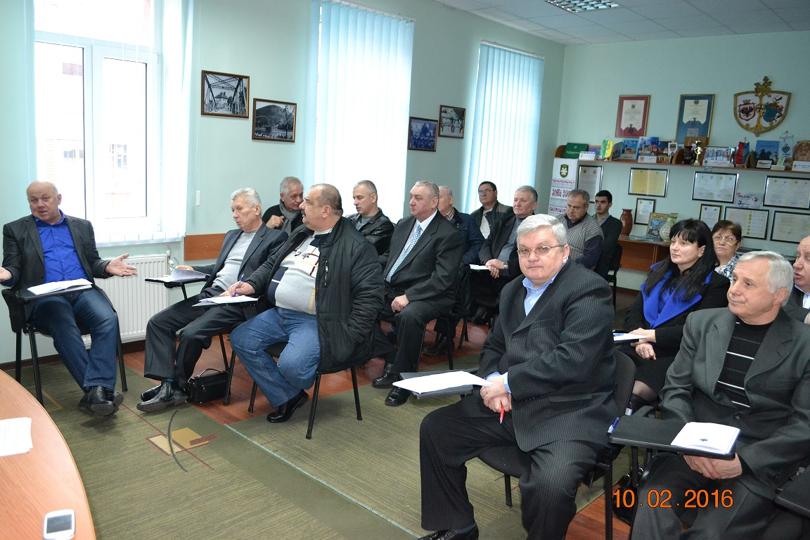 Засідання виконкому 10.02.2015