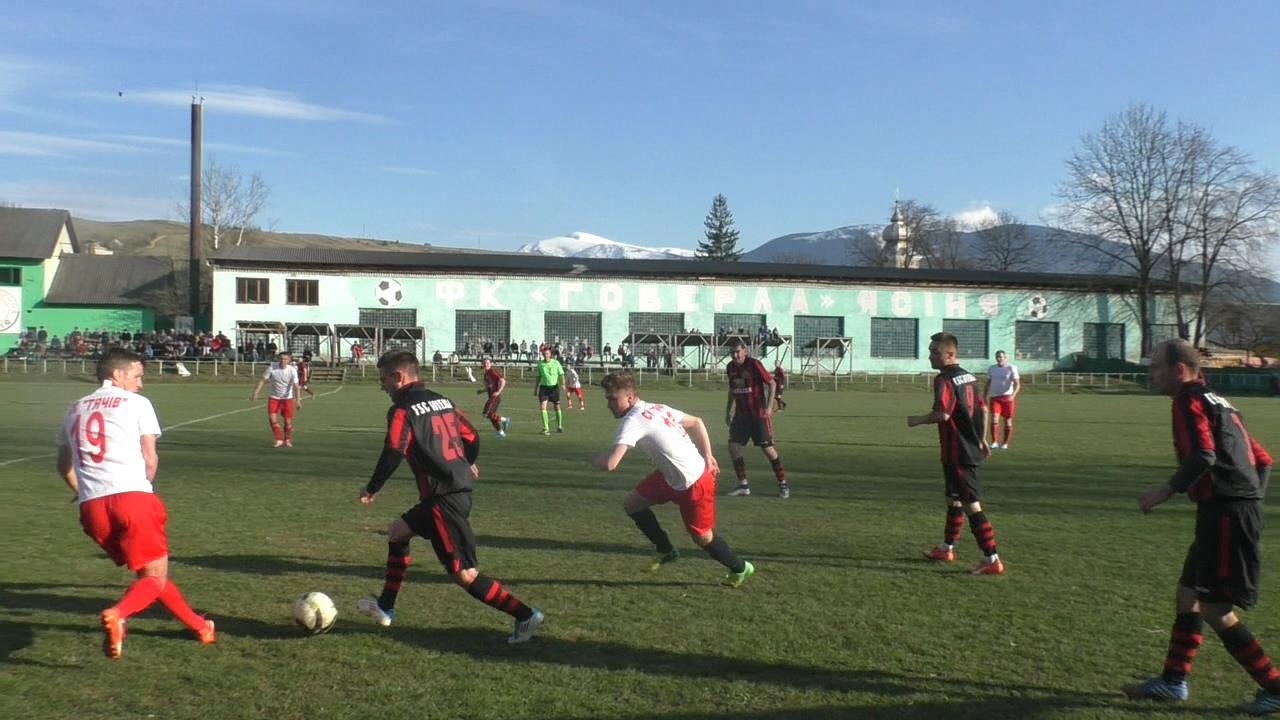 Кубок Закарпаття з футболу проходитиме в Тячеві 27 квітня на міському стадіоні