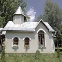 Каплиця на території Тячівської РЛ