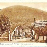 Ще не зруйнований міст через Тису