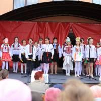 Концертну програму представили учні 4-х класів Тячівської ЗОШ І-ІІІ ступенів №1 ім.В.Гренджі-Донського