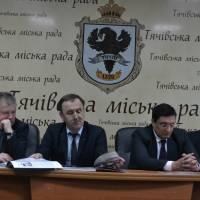 12 травня 2017 року, у рамках відкриття Закарпатського регіонального центру розвитку місцевого самоврядування, до Тячева завітав  перший заступник Мін