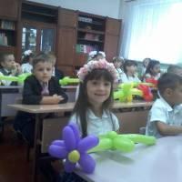 Вперше разом у новому класі