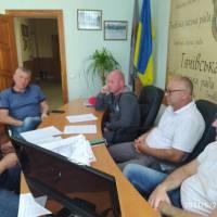 26.05.2021 робота депутатської комісії з питань земельних  відносин та охорони природи