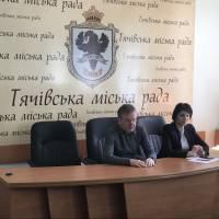 Нараду провів Тячівський міський голова Іван Іванович Ковач