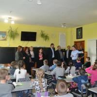 знайомство з учнями школи