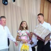 Решетняк Роман Валентинович і Цірик Алла Василівна