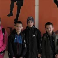 Команда тенісистів із Сваляви
