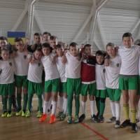 команда з Дубового