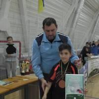 2019 - Першість з настільного тенісу