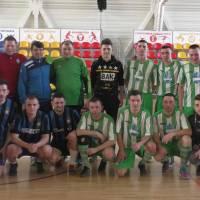 фіналісти Тячівської футзальної ліги