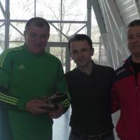 Кращий воротар турніру - Федоряк Йосип