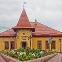 Будівля Тячівської міської ради Закарпатської області