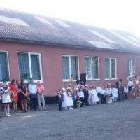Почесні гості у Тячівківській школі