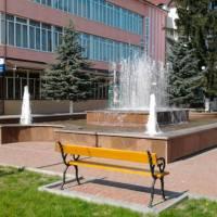 Міський фонтан