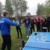 Турнір з тенісу - 2019