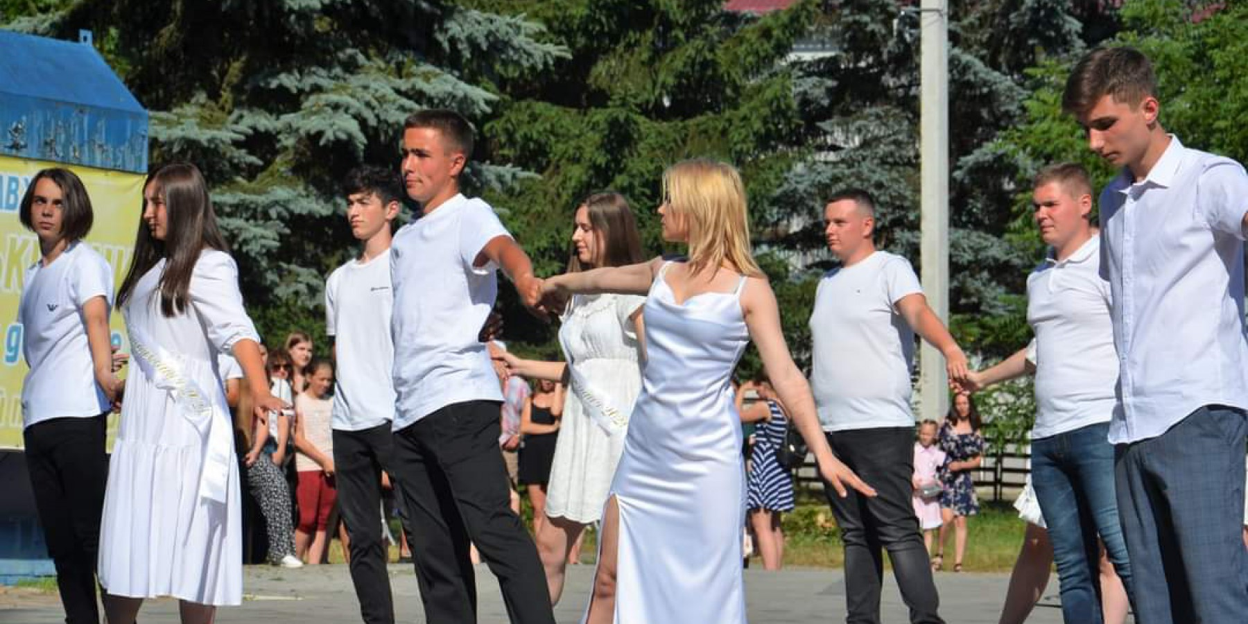 У Сваляві проведено святкові заходи з нагоди Дня Конституції України і Дня молоді