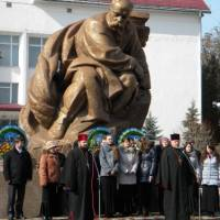 198 років з дня народження Т.Г.Шевченка. фото В.Салітри