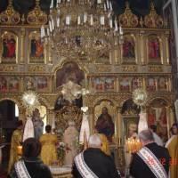 Новозбудрваний іконостас Храму. фото В.Салітри