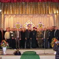 Вшанування учасників бойових дій на території інших держав. фото В.Салітри