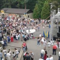 Відзначення 27-ї річниці незалежності України 24.08.2018р.
