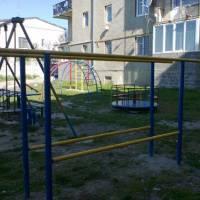 Дитячий майданчик фото В.Салітри