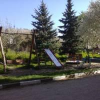 Дитячий майданчик. фото В.Салітри