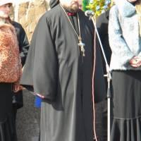 Декан УГКЦ м. Тлумач П.Дутчак. фото В.Салітри