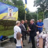 Турнір присвячений пам'яті загиблого героя Віталія Козака
