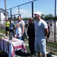 Турнір з міні футболу пам'яті Віталія Козака. 28.06.2017р.