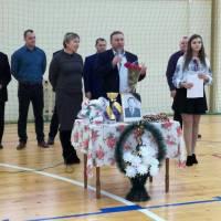 Пам'ятний турнір ім. Г.Іванишина 12.01.2018р.