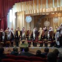 Розколяда м.Тлумач  21.01.2018р. фото В.Мазура