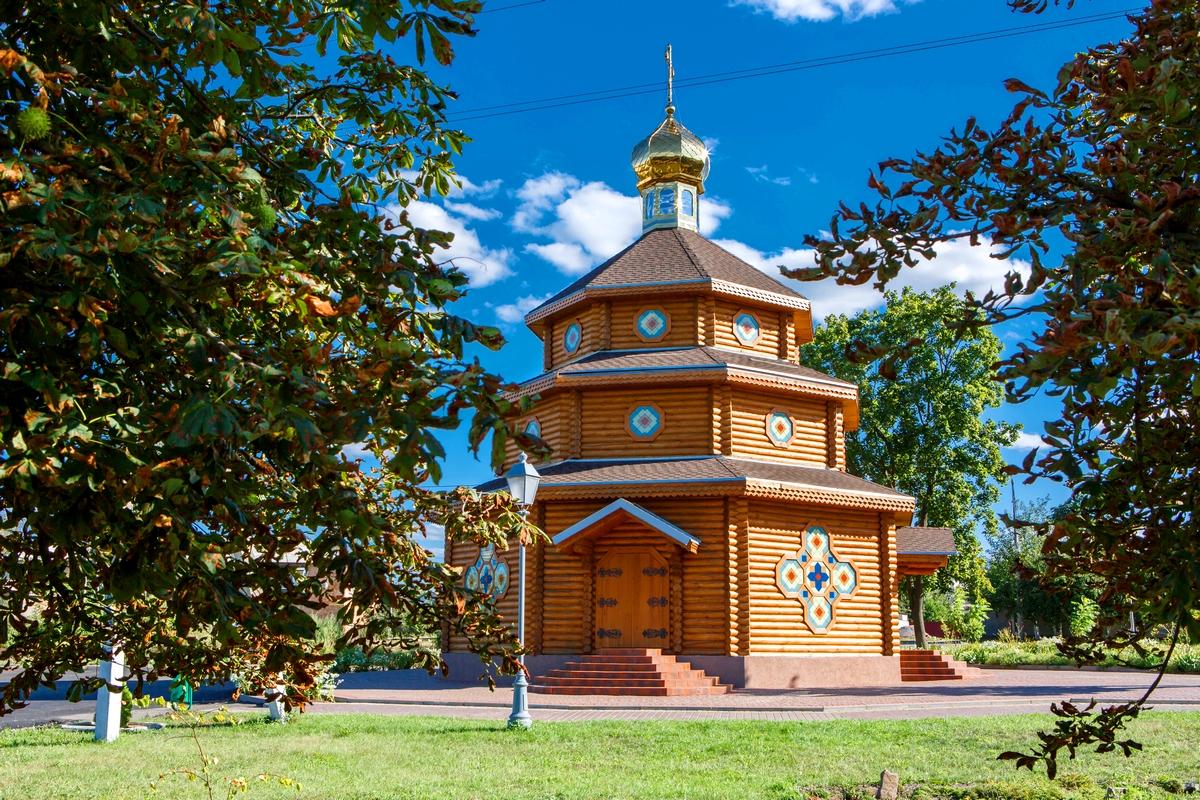 Церква Горького