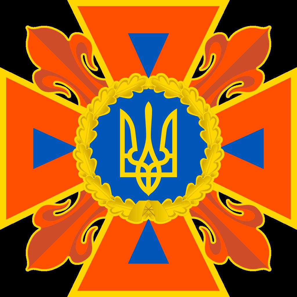 Емблема ДСНС