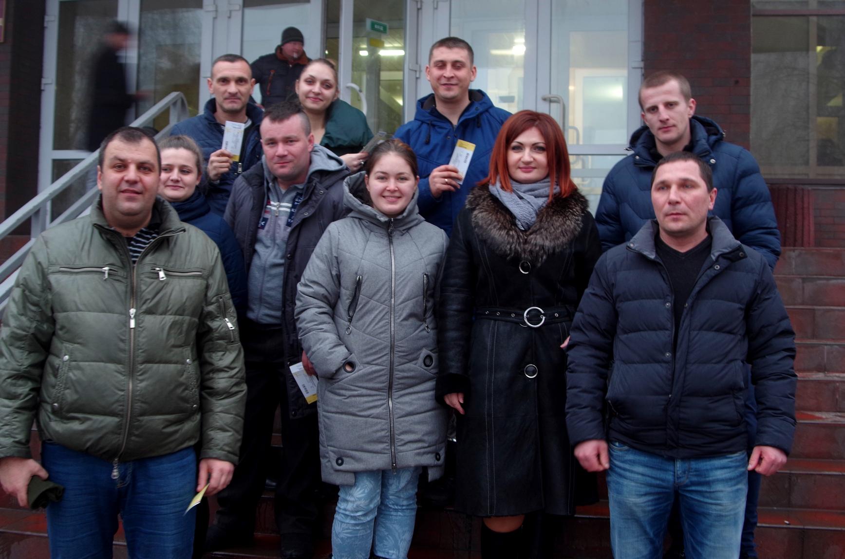 Учасники бойових дій та члени їх родин