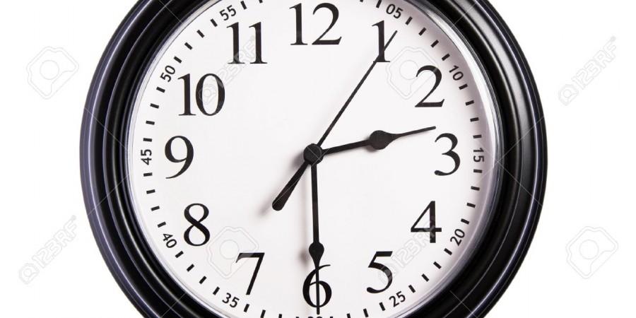 Оголошення про разову зміну часу відправлення маршрутів №1 та №2 (28.04.2019 р.)