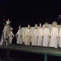 Поява Снігової королеви