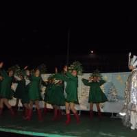 танець ялинок