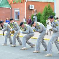 Фото із святкування 264-річниці м.Гайворон.